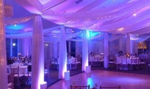 Purple up Lighting 1