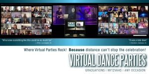 Virtual Dance Parties